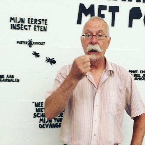 Studio Jørgensen -mister cricket - lettertype