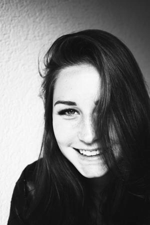 Sandra Jørgensen- portretfoto