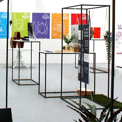 Expositie Launch - expositie afstudeerwerk AKV Sint Joost